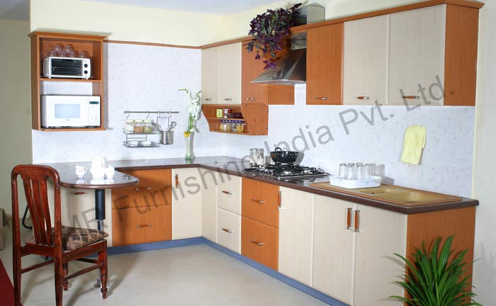 Olive kitchen cabinets india for Kitchen cabinets india