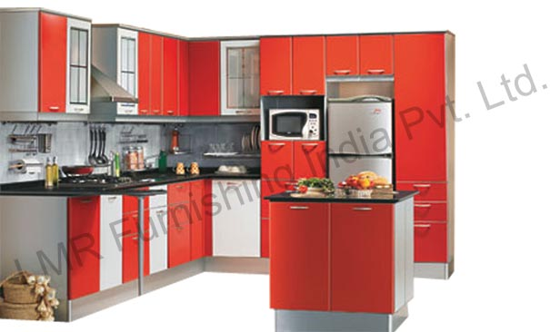 Modular Kitchen Unit ...